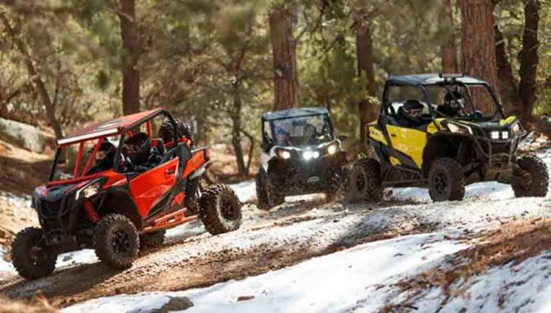 Can-Am, Maverick, 1000, Sport, 2019, Red, White, Yellow, SXS, Side by Side, UTV, Off road, ORV