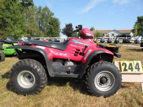1995 Polaris Xplorer 400 4x4 Massfx