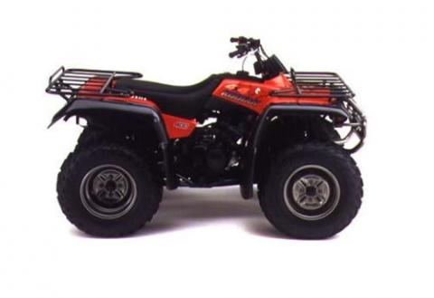 Yamaha Kodiak X Tire Size