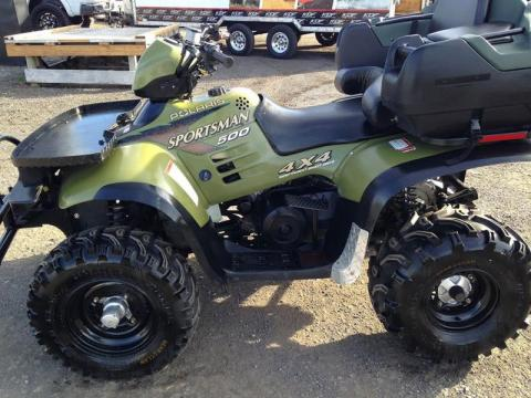 1997 Polaris Sportsman 500 4x4 Massfx
