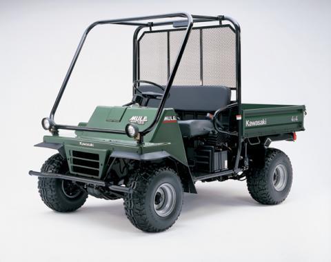 Kawasaki Mule Warranty