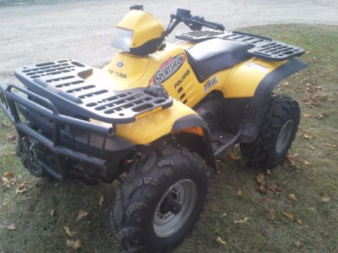2002 Polaris Sportsman 400 4x4 | MASSFX