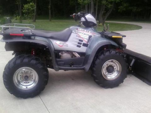 2003 Polaris Sportsman 500 Ho 4x4 Massfx