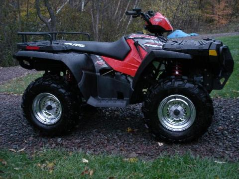 2005 Polaris Sportsman 700 Twin Efi Massfx