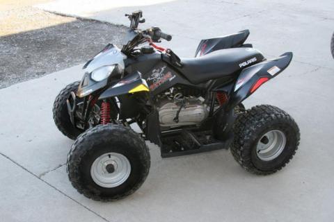2007 Polaris Outlaw 90 Massfx