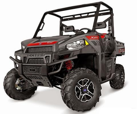 2015 Polaris Ranger 900 XP | MASSFX