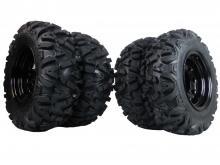 MASSFX, Rims, 57-9227, KT, 25x8-12, &, 25x10-12, Tires, Mass Depot
